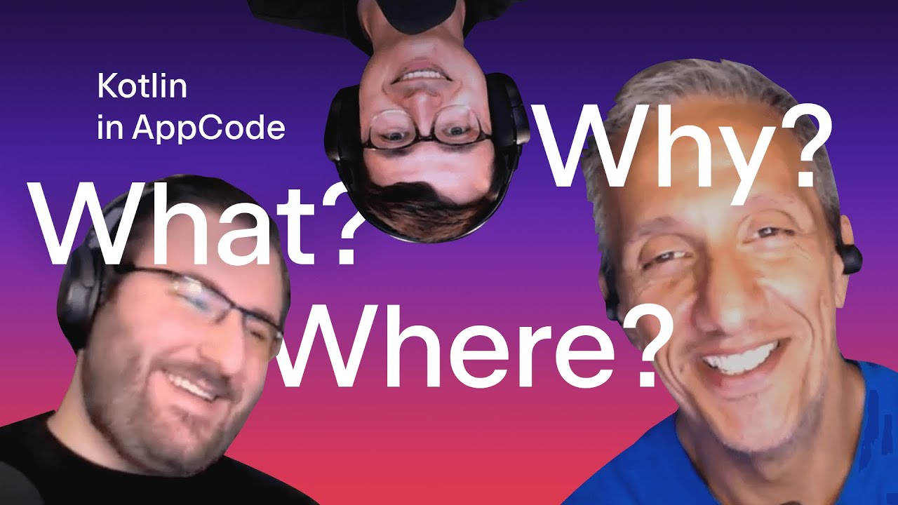Kotlin in AppCode: What? Where? Why?