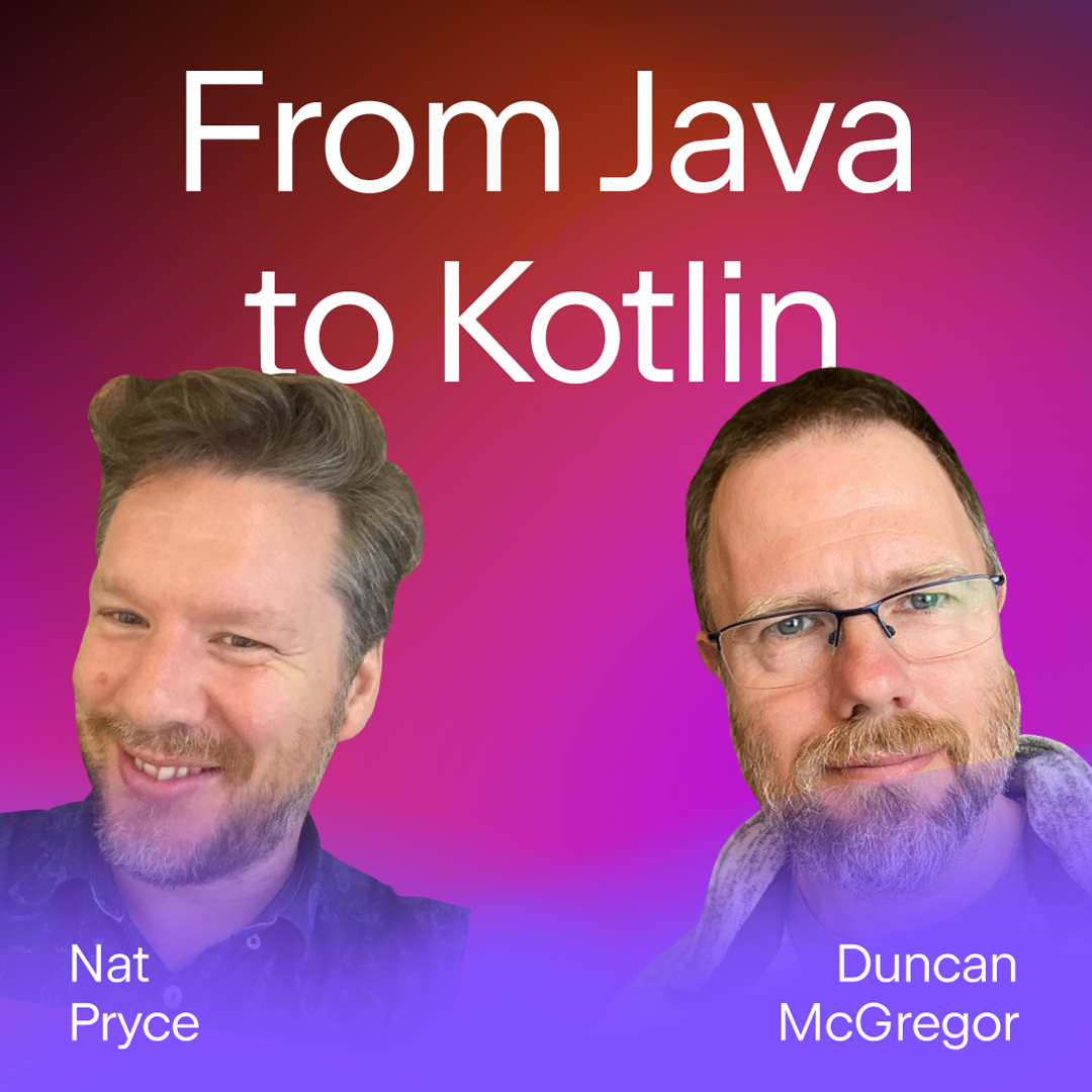 From Java to Kotlin