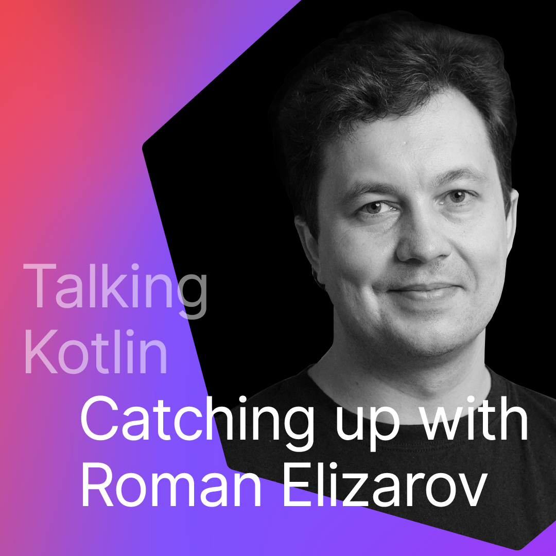 Catching Up With Roman Elizarov